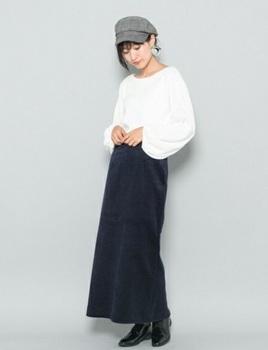 コーデュロイタイトスカート7.jpg
