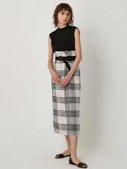 チエックタイトスカート5.jpg