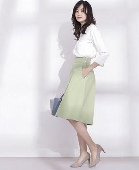 グリーンスカート6.jpg
