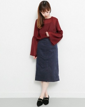 コーデュロイタイトスカート2.jpg