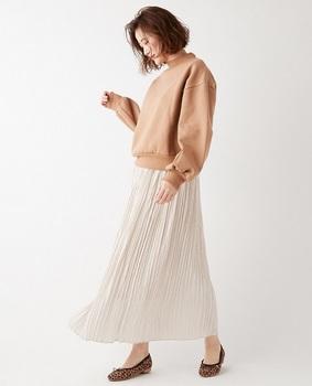 サテン消しプリーツスカート1.jpg