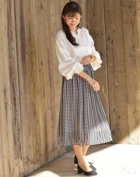 シフォンプリントスカート6.jpg