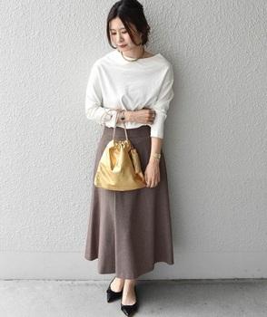 チェックフレアースカート5.jpg