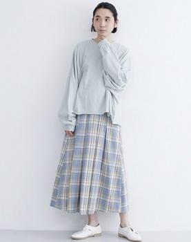 チェックマキシスカート6.jpg