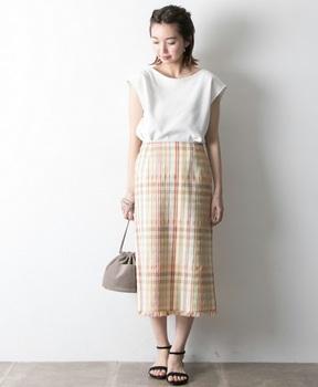 チエックタイトスカート4.jpg