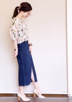 デニムロングタイトスカート1.jpg