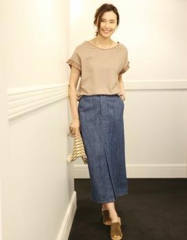 デニムロングタイトスカート5.jpg