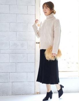ニットフレアースカート5.jpg