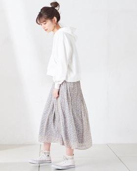 フラワープリントスカート1.jpg