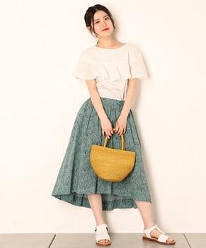 ボタニカルスカート夏5.jpg