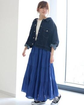 マキシボリュームスカート1.jpg