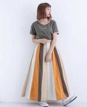 マルチストライプスカート2.jpg