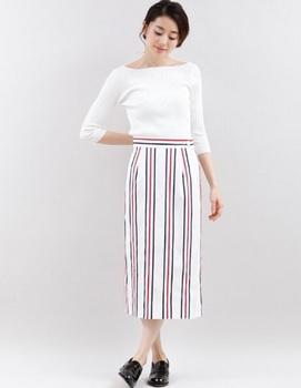 マルチストライプタイトスカート1.jpg