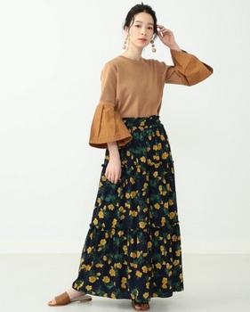 花柄ロングスカート3.jpg